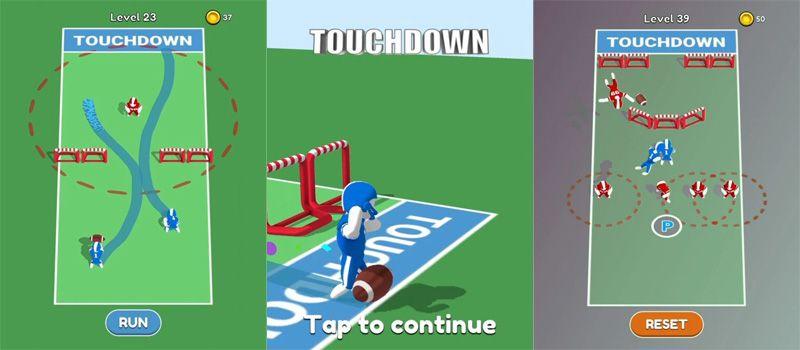 touchdrawn guide