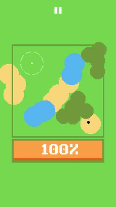100% golf hints
