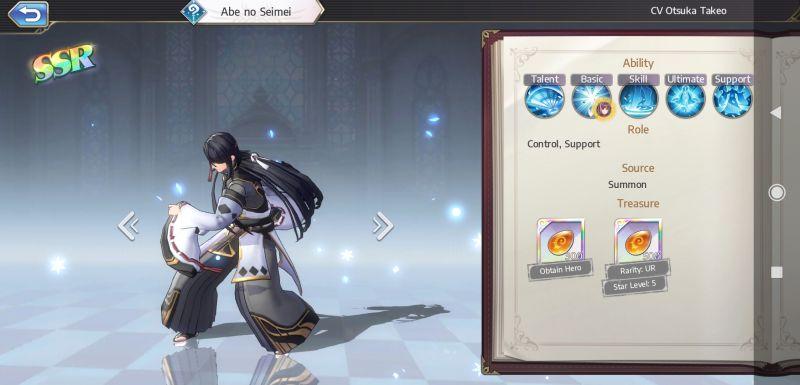 abe no seimei goddess of genesis