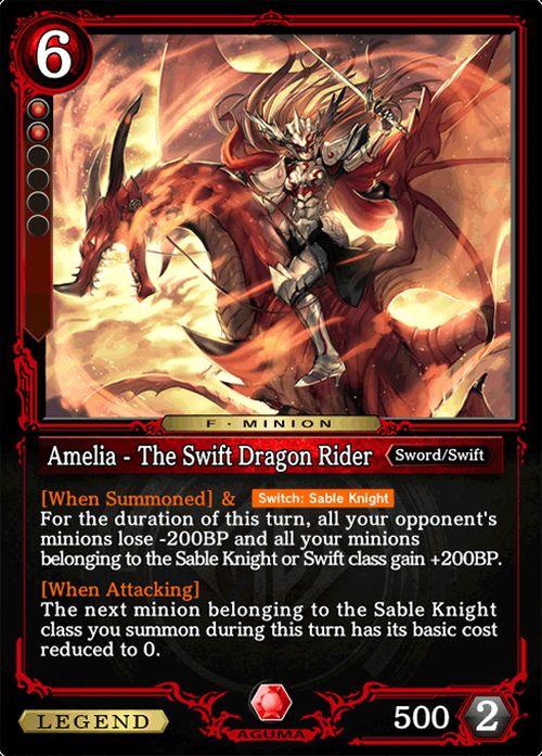 amelia the swift dragon rider zenonzard