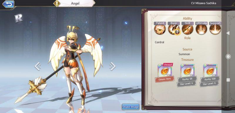 angel goddess of genesis