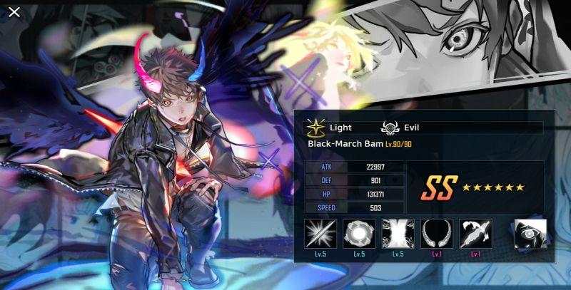 black-march bam hero cantare