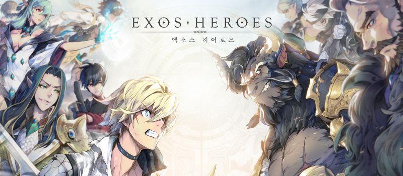 exos heroes tips