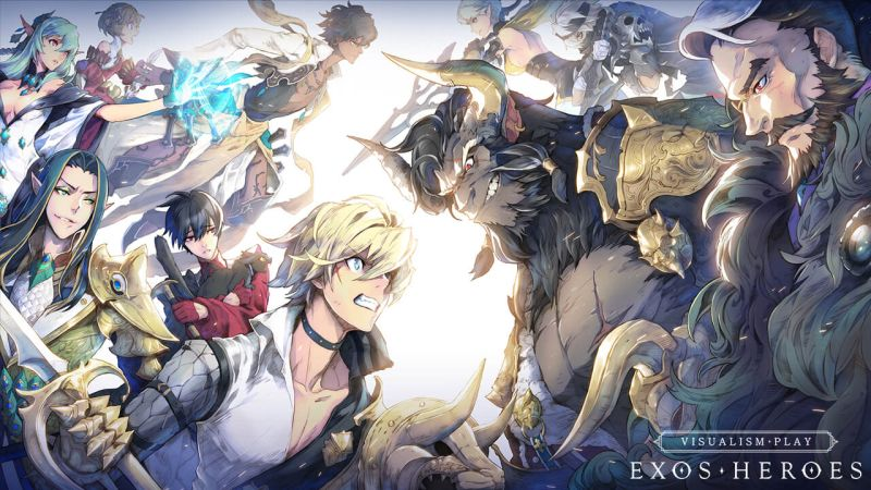 exos heroes best characters