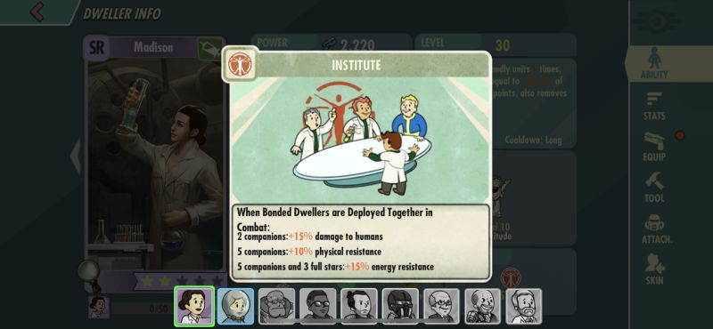 fallout shelter online bonded dwellers