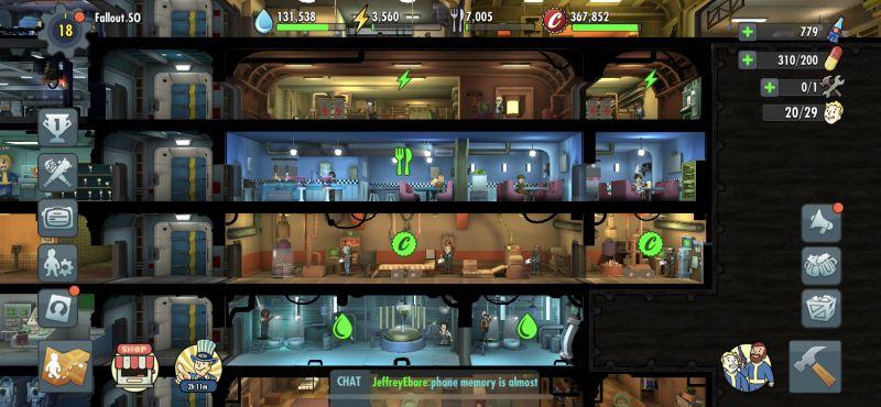 fallout shelter online vault