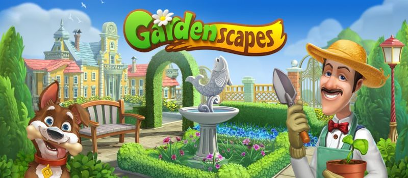 gardenscapes guide