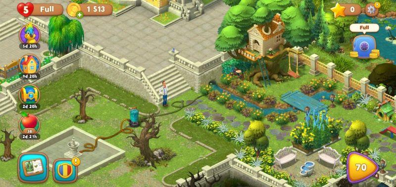 gardenscapes tips