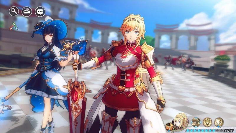 goddess of genesis best characters