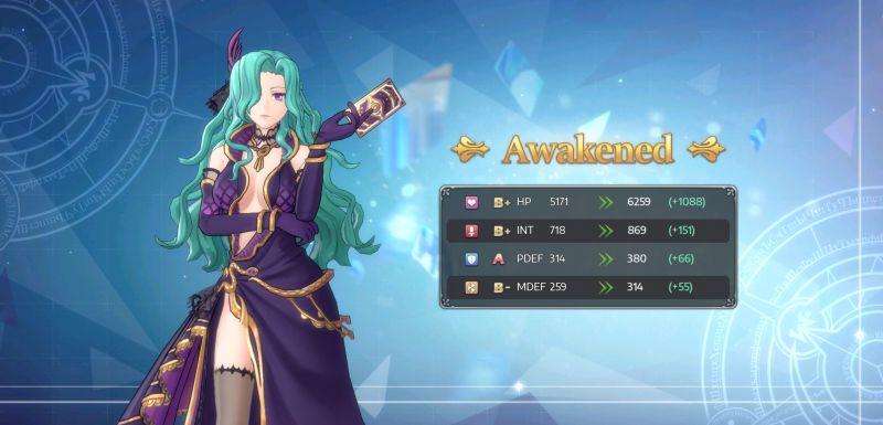 how to upgrade heroes in goddess of genesis