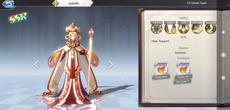 isabella goddess of genesis