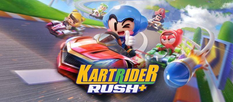 kartrider rush+ best karts