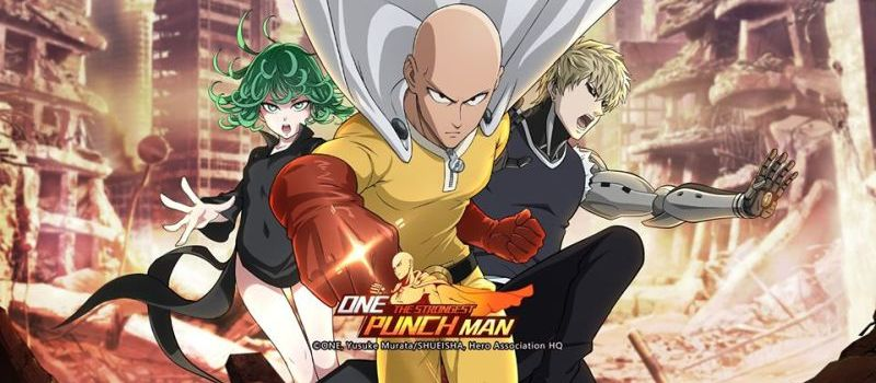one punch man the strongest guide