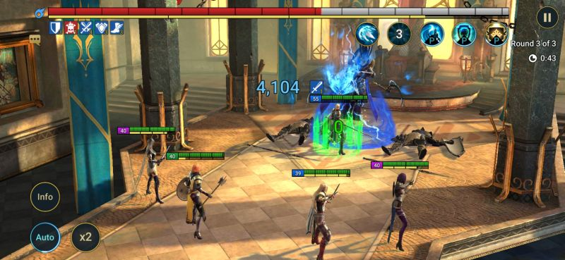 raid shadow legends magic keep boss