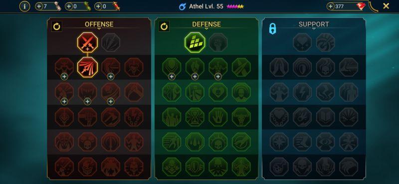 raid shadow legends mastery tree