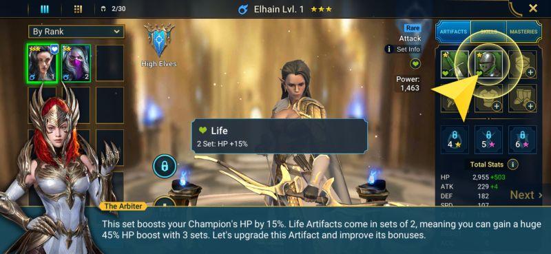 raid shadow legends set bonuses