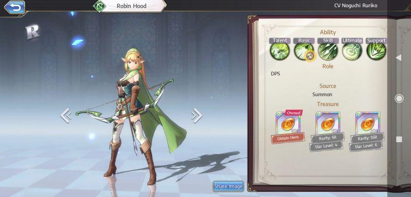 robin hood goddess of genesis