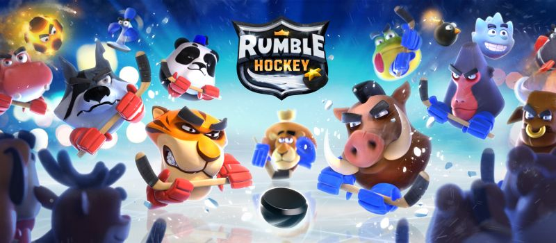 rumble hockey best rumblers