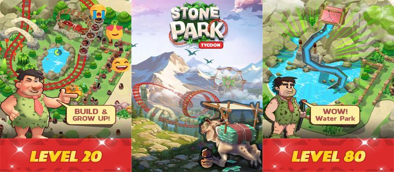 stone park prehistoric tycoon guide