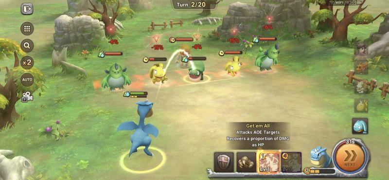 elemental disadvantage in stoneage world