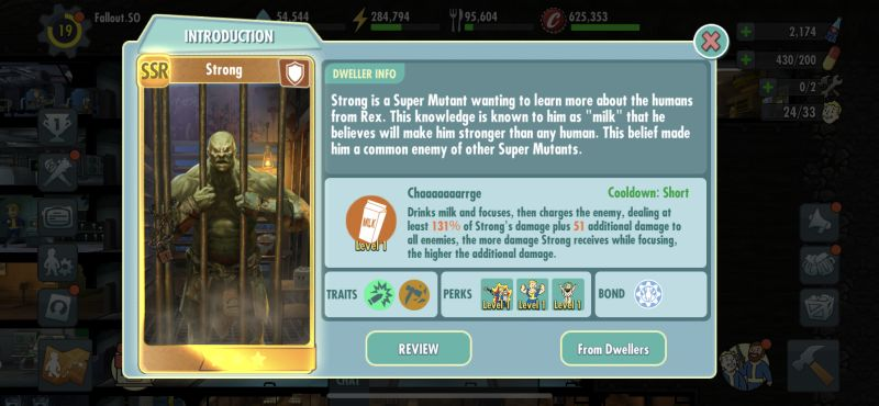 strong fallout shelter online