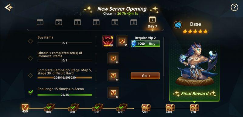 summoners era events