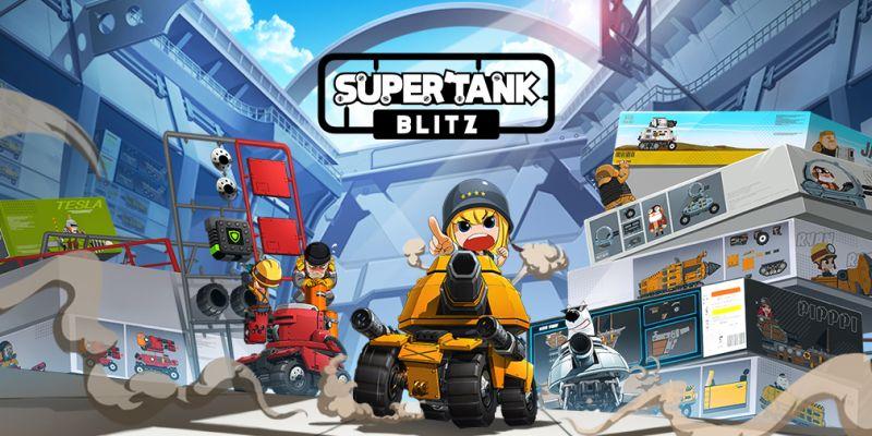 supertank blitz