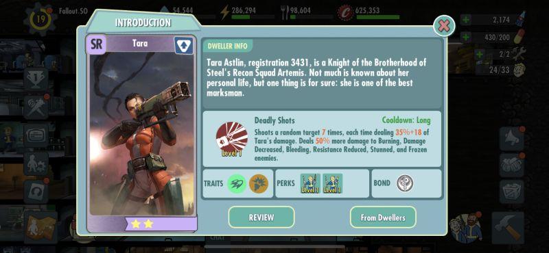 tara fallout shelter online