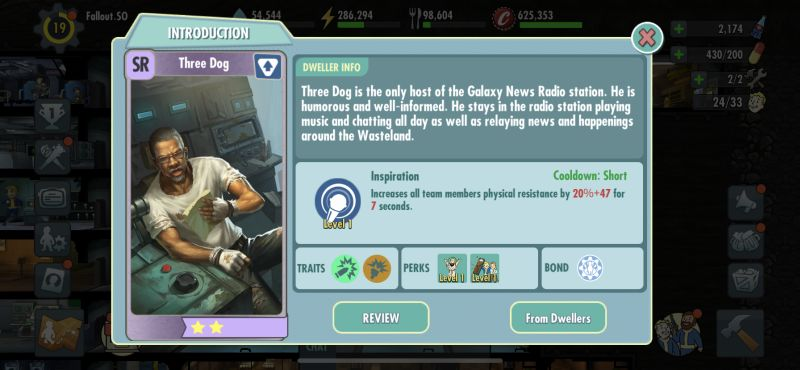 three dog fallout shelter online