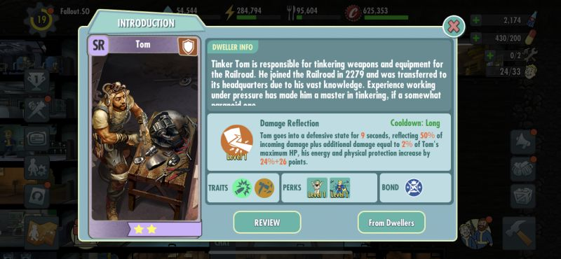 tom fallout shelter online