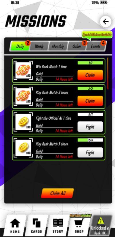 how to earn more rewards in zenonzard