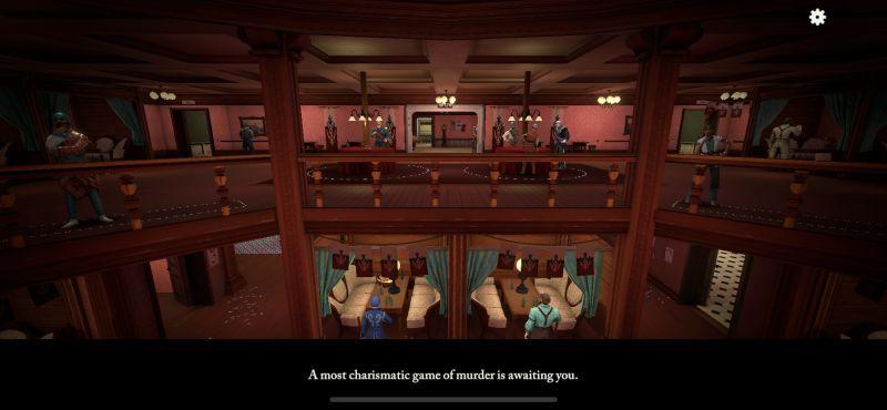 murderous pursuits mobile balcony