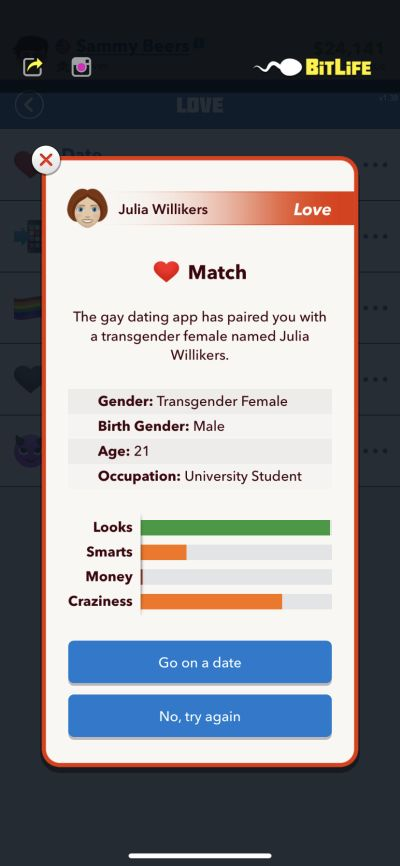 gay dating app non sexual