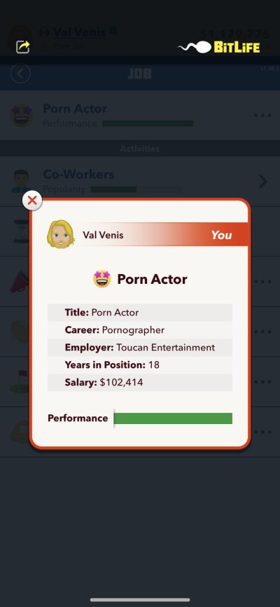 how to become a pornographer in bitlife