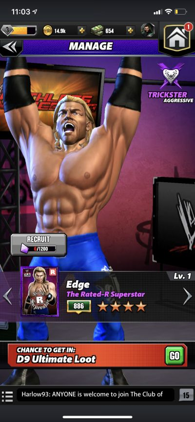 edge wwe champions 2020