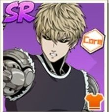 genos one punch man the strongest