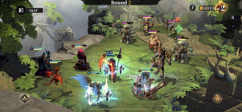 idle arena evolution legends battle tips