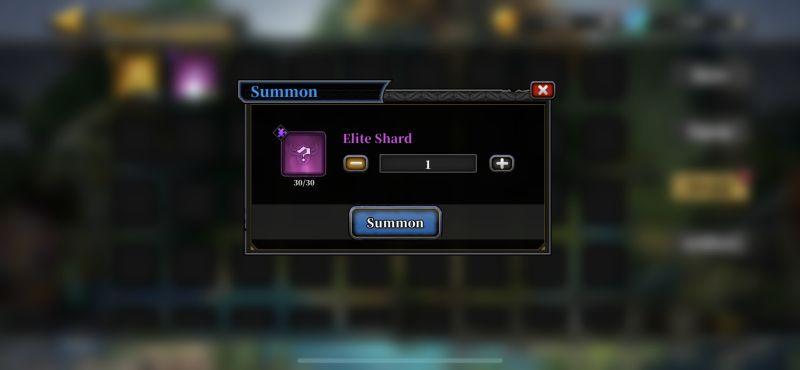 idle arena evolution legends elite shard