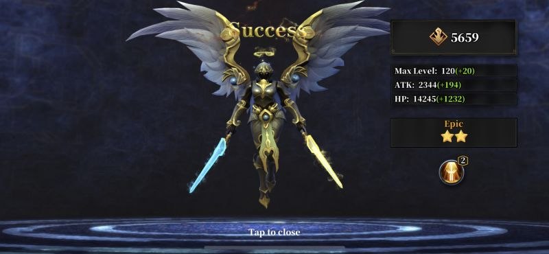 how to evolve heroes in idle arena evolution legends