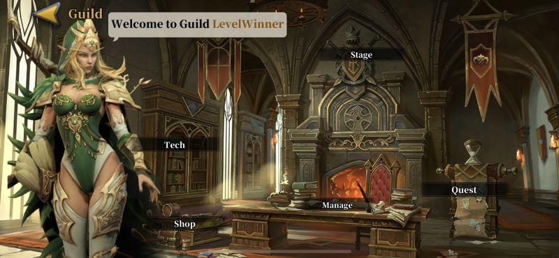 idle arena evolution legends guild