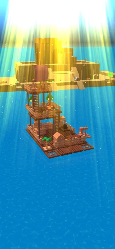 idle arks ship