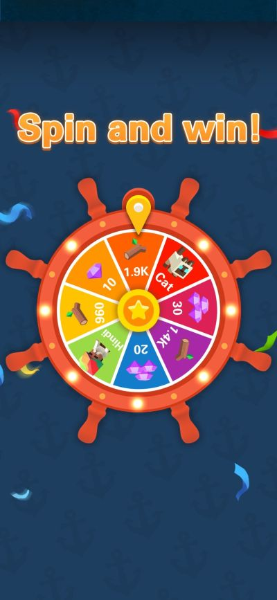 idle arks wheel of fortune
