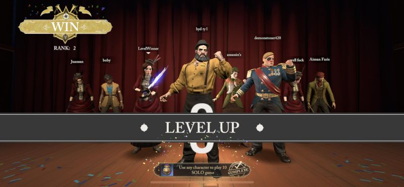 how to level up fast in murderous pursuits mobile