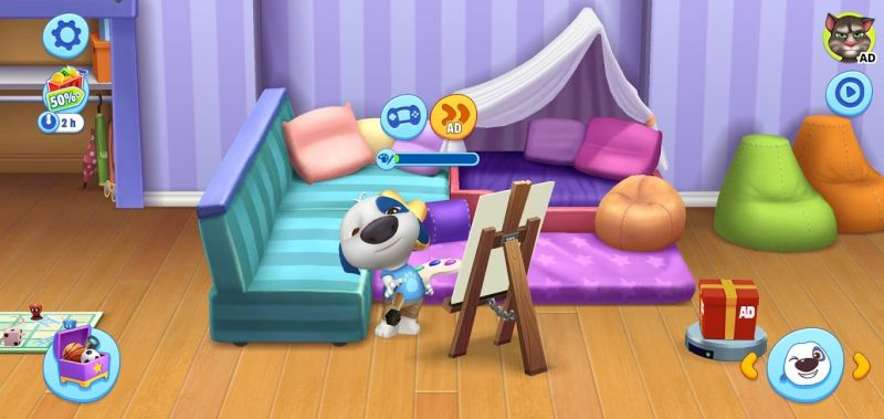 how to earn more rewards in my talking tom friends