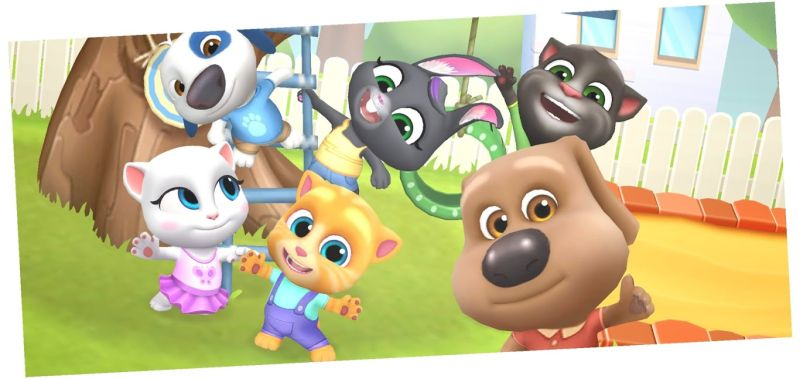 how to unlock all characters in my talking tom friends