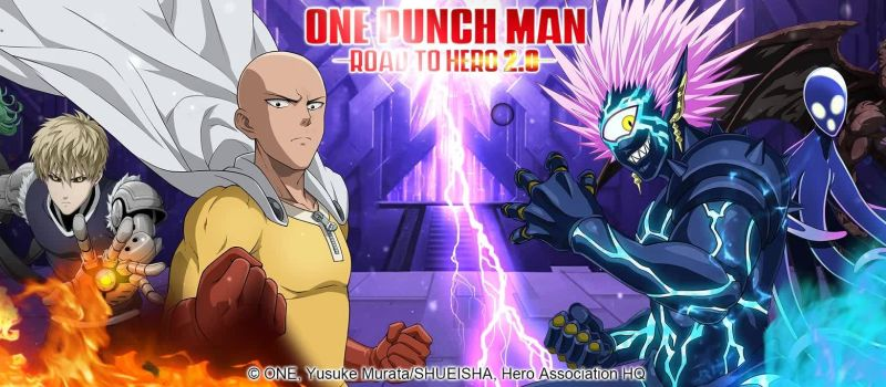 best characters in one punch man road to hero 2.0