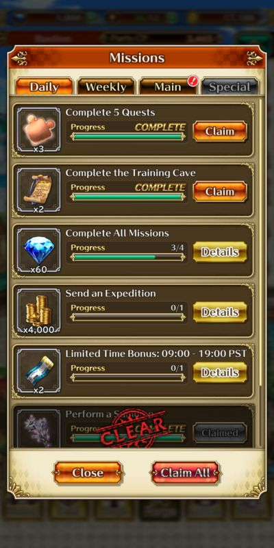 how to earn more rewards in romancing saga re;universe