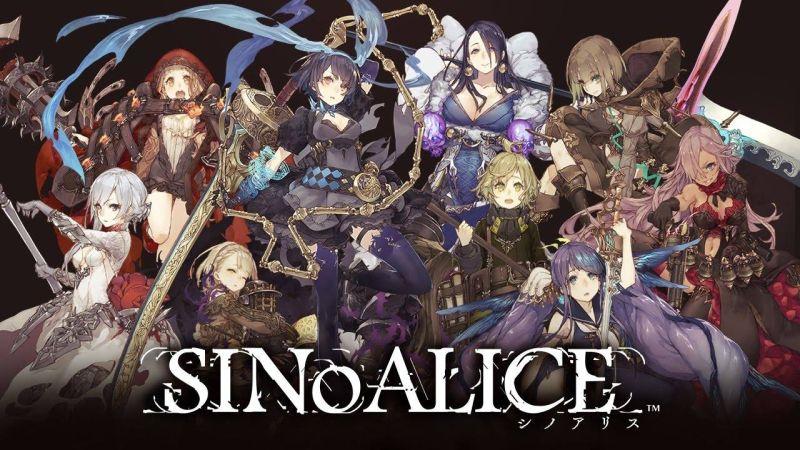 sinoalice characters