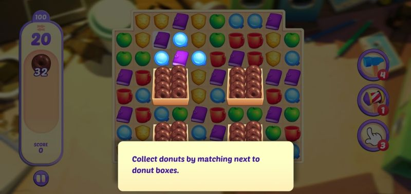 collecting donuts in small town murders
