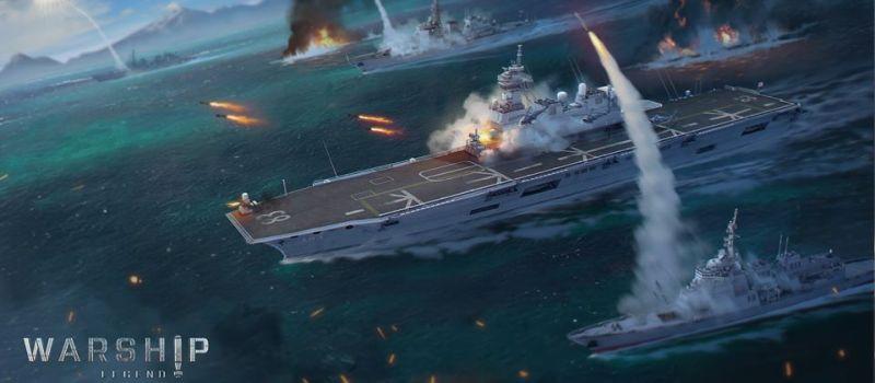 warship legend strategies